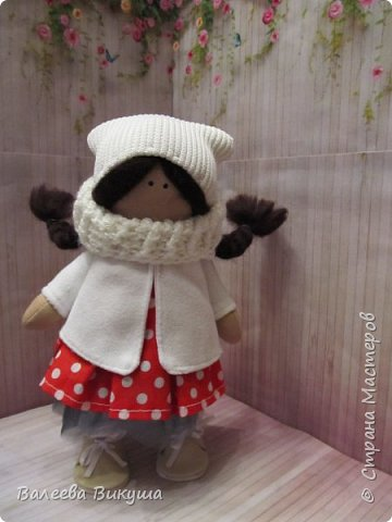 Интерьерная кукла фото 6