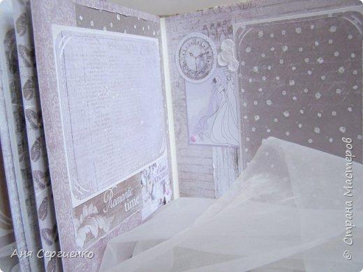 Свадебний альбом 20х20см фото 6