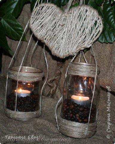 Фонарики в вечернем саду своими руками! :) Дачный сезон не заканчивается! ;) Это романтично, уютно и очень мило!  фото 2