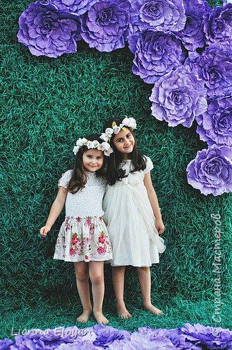 Цветы  с диаметром 45см 120штук  для фотопроекта Анастасии Панеевой  https://vk.com/paneeva фото 22