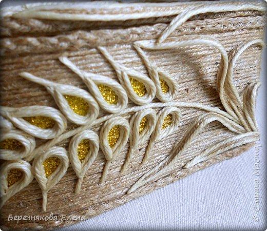 Приветствую всех-всех-всех)))А у меня очередная «сердечная» шкатулочка.Но в этот раз с колосьями пшеницы. Ну,что ж,начнём просмотр?  фото 12