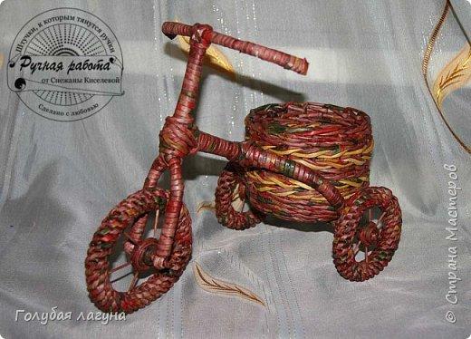 Самый первый велосипед. фото 3