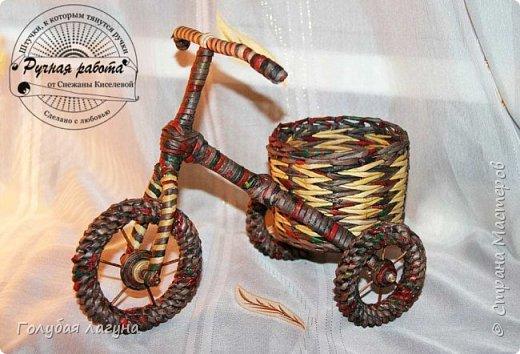 Самый первый велосипед. фото 4
