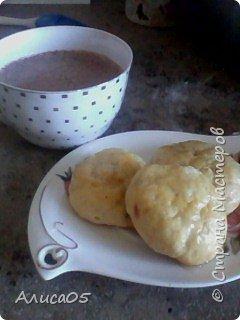 Здравствуйте!  Я хочу поделиться рецептом очень вкусных булочек - шотландских сконов к завтраку. фото 1