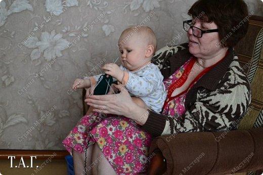 Что подарить малышу? У меня нет сомнения- носочки, связанные своими руками.  Приводя в систему снимки, наткнулась на несколько фото носочков. Создавались они в разное время и в разные годы. фото 18