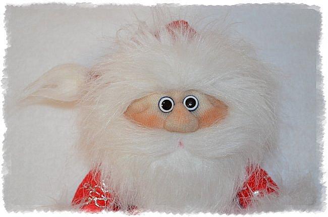 Всем Привет! А я продолжаю Тему Нового года))) И вот Сшились Три Деда мороза на Новогодний Напиток! Вот такие Красавчики))) Это Первый) фото 5