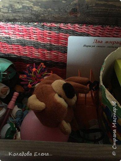 Ящик под игрушки  фото 10