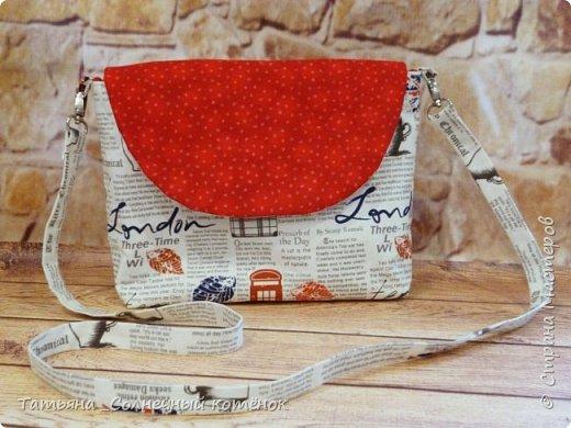 Рюкзачок, сумочка и косметичка фото 3