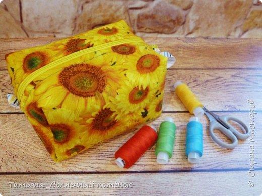 Рюкзачок, сумочка и косметичка фото 4