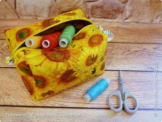 Рюкзачок, сумочка и косметичка фото 5