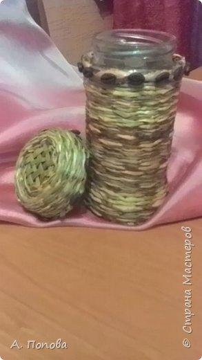 Летний речной зелененький камыш - прекрасный материал для плетения фото 3