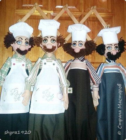 Вот они знойные итальянские мужчины!!! Синьоры КУЛИНАРЫ!   фото 16
