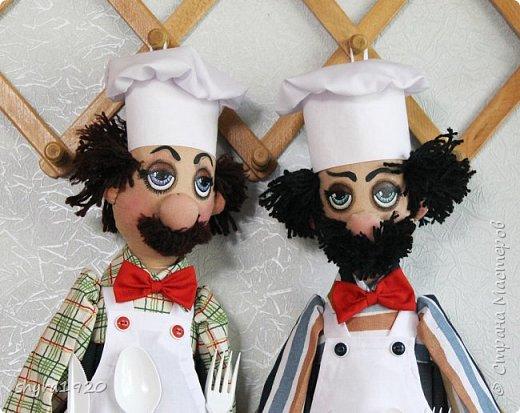 Вот они знойные итальянские мужчины!!! Синьоры КУЛИНАРЫ!   фото 15