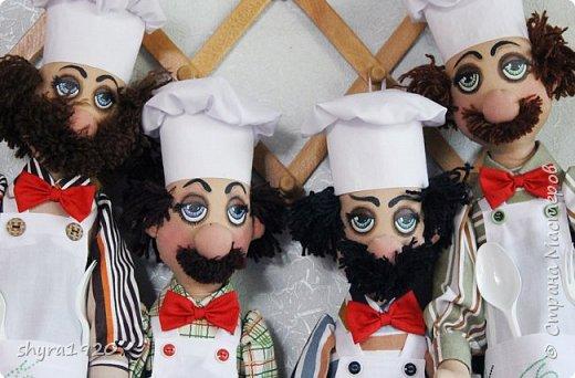 Вот они знойные итальянские мужчины!!! Синьоры КУЛИНАРЫ!   фото 1