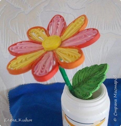 Здравствуйте. Учусь делать цветы на расческе. фото 1
