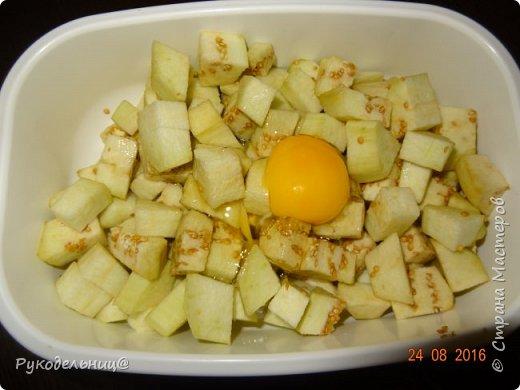 Всем добрый вечер. Угощаю вас простым, но вкусным блюдом. Это жареные баклажаны с яйцом. Рецепт как раз сейчас актуален. фото 4
