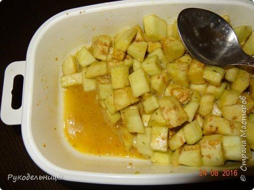 Всем добрый вечер. Угощаю вас простым, но вкусным блюдом. Это жареные баклажаны с яйцом. Рецепт как раз сейчас актуален. фото 5