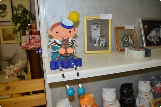 """Здравствуйте, дорогие друзья!!! Приглашаю всех любителей котов и кошек на экскурсию в необычный кошачий музей, который находится в центре Минска. Музей Кота - уникальное в своём роде культурно-развлекательное место, где живёт, пожалуй, самое милое произведение искусства, созданное матушкой-природой. Главные """"экспонаты"""" музея - это живые коты и кошки!!! фото 22"""