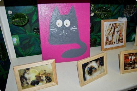"""Здравствуйте, дорогие друзья!!! Приглашаю всех любителей котов и кошек на экскурсию в необычный кошачий музей, который находится в центре Минска. Музей Кота - уникальное в своём роде культурно-развлекательное место, где живёт, пожалуй, самое милое произведение искусства, созданное матушкой-природой. Главные """"экспонаты"""" музея - это живые коты и кошки!!! фото 32"""