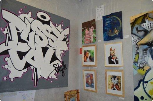 """Здравствуйте, дорогие друзья!!! Приглашаю всех любителей котов и кошек на экскурсию в необычный кошачий музей, который находится в центре Минска. Музей Кота - уникальное в своём роде культурно-развлекательное место, где живёт, пожалуй, самое милое произведение искусства, созданное матушкой-природой. Главные """"экспонаты"""" музея - это живые коты и кошки!!! фото 42"""