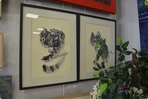 """Здравствуйте, дорогие друзья!!! Приглашаю всех любителей котов и кошек на экскурсию в необычный кошачий музей, который находится в центре Минска. Музей Кота - уникальное в своём роде культурно-развлекательное место, где живёт, пожалуй, самое милое произведение искусства, созданное матушкой-природой. Главные """"экспонаты"""" музея - это живые коты и кошки!!! фото 52"""