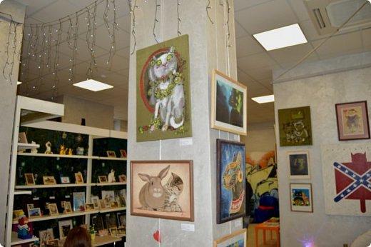 """Здравствуйте, дорогие друзья!!! Приглашаю всех любителей котов и кошек на экскурсию в необычный кошачий музей, который находится в центре Минска. Музей Кота - уникальное в своём роде культурно-развлекательное место, где живёт, пожалуй, самое милое произведение искусства, созданное матушкой-природой. Главные """"экспонаты"""" музея - это живые коты и кошки!!! фото 54"""
