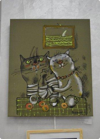 """Здравствуйте, дорогие друзья!!! Приглашаю всех любителей котов и кошек на экскурсию в необычный кошачий музей, который находится в центре Минска. Музей Кота - уникальное в своём роде культурно-развлекательное место, где живёт, пожалуй, самое милое произведение искусства, созданное матушкой-природой. Главные """"экспонаты"""" музея - это живые коты и кошки!!! фото 56"""