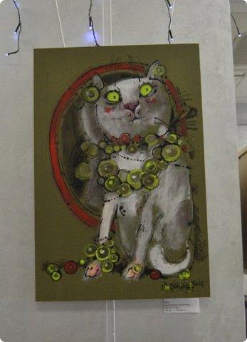 """Здравствуйте, дорогие друзья!!! Приглашаю всех любителей котов и кошек на экскурсию в необычный кошачий музей, который находится в центре Минска. Музей Кота - уникальное в своём роде культурно-развлекательное место, где живёт, пожалуй, самое милое произведение искусства, созданное матушкой-природой. Главные """"экспонаты"""" музея - это живые коты и кошки!!! фото 57"""