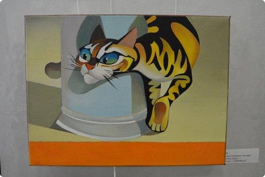 """Здравствуйте, дорогие друзья!!! Приглашаю всех любителей котов и кошек на экскурсию в необычный кошачий музей, который находится в центре Минска. Музей Кота - уникальное в своём роде культурно-развлекательное место, где живёт, пожалуй, самое милое произведение искусства, созданное матушкой-природой. Главные """"экспонаты"""" музея - это живые коты и кошки!!! фото 60"""