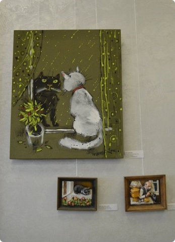 """Здравствуйте, дорогие друзья!!! Приглашаю всех любителей котов и кошек на экскурсию в необычный кошачий музей, который находится в центре Минска. Музей Кота - уникальное в своём роде культурно-развлекательное место, где живёт, пожалуй, самое милое произведение искусства, созданное матушкой-природой. Главные """"экспонаты"""" музея - это живые коты и кошки!!! фото 67"""