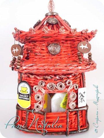 Привет всем гостям, заглянувшим на мою страничку!!! Сповторюшничала вот такую сову. Плела трубочками из журналов и буковки специально не стала закрашивать фото 5