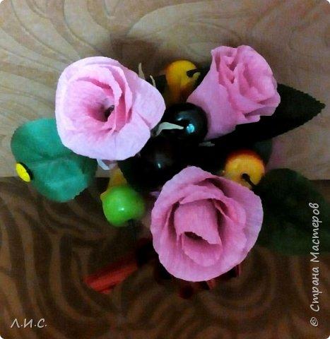 Если утром идти на линейку, а под рукой ни цветов,ни конфет, за исключением трёх ирисок.... фото 5