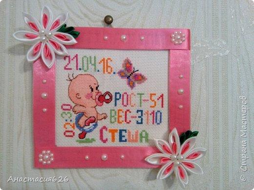 Метрика для моей дочурки)