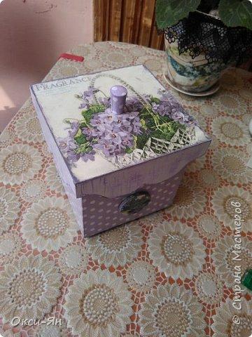 Летом чай как-то не пьется ,но ведь идет зима,а для многих пакетиков чая домика и нет.Вернее,уже есть фото 1