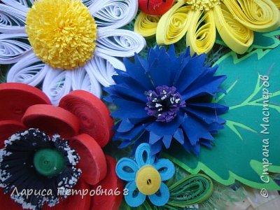 Доброе время суток жители Страны Мастеров !!! Давно были куплены корзинки и накручены цветочки но вот только сейчас соединила их вместе и получились корзинки с цветами  Подобные корзинки я уже делала ,подсмотрела  у Астаховой Инны ,большое спасибо за идею фото 10