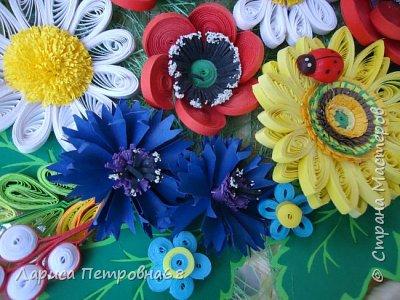 Доброе время суток жители Страны Мастеров !!! Давно были куплены корзинки и накручены цветочки но вот только сейчас соединила их вместе и получились корзинки с цветами  Подобные корзинки я уже делала ,подсмотрела  у Астаховой Инны ,большое спасибо за идею фото 11