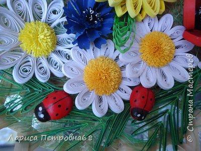 Доброе время суток жители Страны Мастеров !!! Давно были куплены корзинки и накручены цветочки но вот только сейчас соединила их вместе и получились корзинки с цветами  Подобные корзинки я уже делала ,подсмотрела  у Астаховой Инны ,большое спасибо за идею фото 20