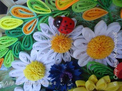 Доброе время суток жители Страны Мастеров !!! Давно были куплены корзинки и накручены цветочки но вот только сейчас соединила их вместе и получились корзинки с цветами  Подобные корзинки я уже делала ,подсмотрела  у Астаховой Инны ,большое спасибо за идею фото 21