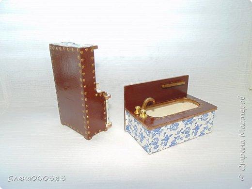 Кукольная мебель для игрушек высотой 8-10 см фото 2
