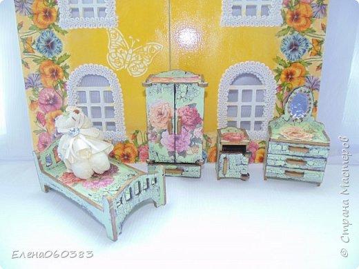 Кукольная мебель для игрушек высотой 8-10 см фото 31