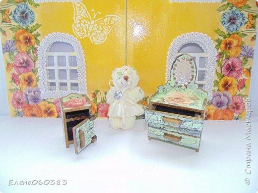 Кукольная мебель для игрушек высотой 8-10 см фото 32
