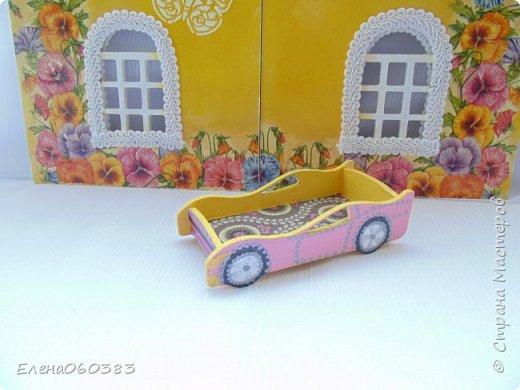 Кукольная мебель для игрушек высотой 8-10 см фото 14
