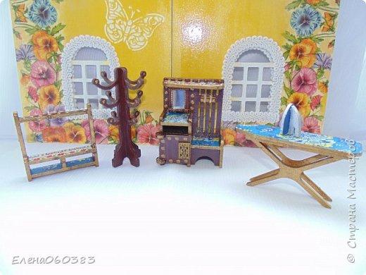 Кукольная мебель для игрушек высотой 8-10 см фото 28