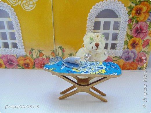 Кукольная мебель для игрушек высотой 8-10 см фото 30