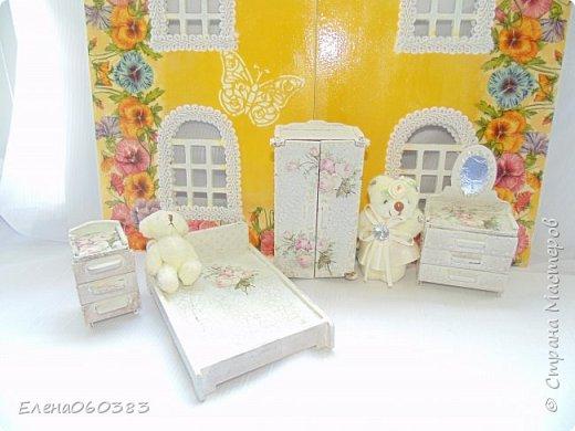 Кукольная мебель для игрушек высотой 8-10 см фото 35