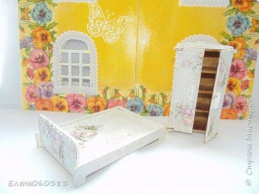 Кукольная мебель для игрушек высотой 8-10 см фото 37