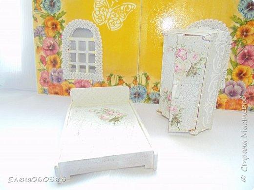 Кукольная мебель для игрушек высотой 8-10 см фото 38