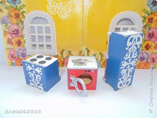 Кукольная мебель для игрушек высотой 8-10 см фото 21
