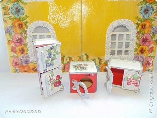 Кукольная мебель для игрушек высотой 8-10 см фото 22