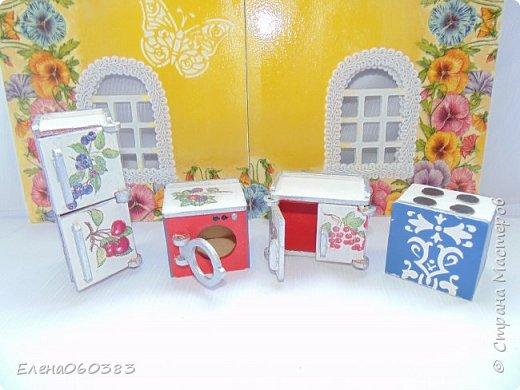 Кукольная мебель для игрушек высотой 8-10 см фото 23